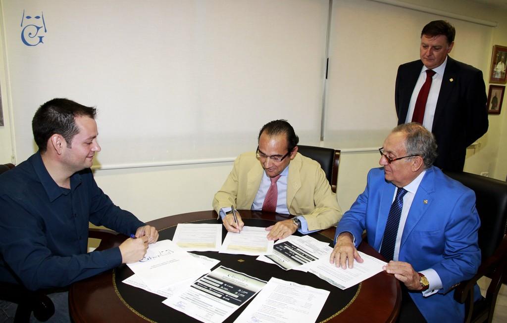 Foto Firma Ghercof Esperanza de Triana