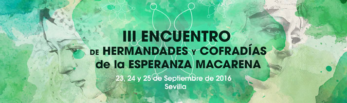 Ghercof, patrocinador del III Encuentro de Hermandades de la Esperanza Macarena