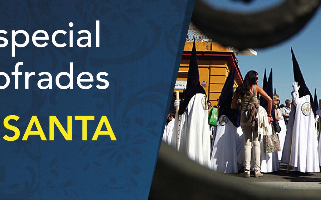 La Delegación de Hermandades y Cofradías propone una oración especial para los cofrades en esta Semana Santa