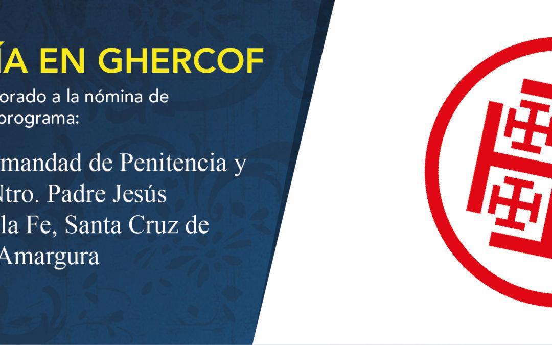 Nueva Cofradía con Ghercof.